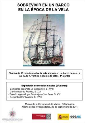 Noche de los Investigadores 2011   Cátedra de Historia y Patrimonio ...