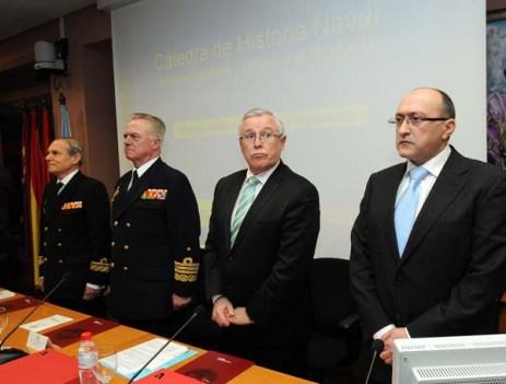 Presentación de la Cátedra de Historia Naval