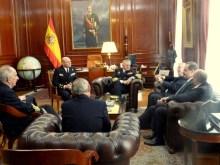 Firma del Convenio para la creación de la Cátedra de Historia Naval