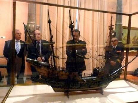 Visita guiada por el Museo Naval de Madrid