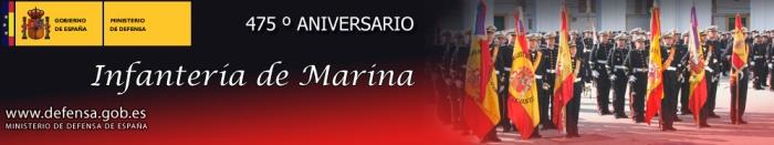 475 Aniversario de la Infantería de Marina Española