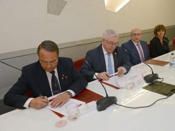 Firma Convenio Santa Lucía 1