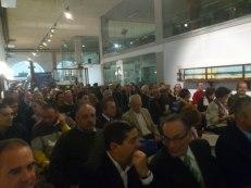 Una imagen del público asistente a estas jornadas, que se celebraron en el Museo Naval de Cartagena
