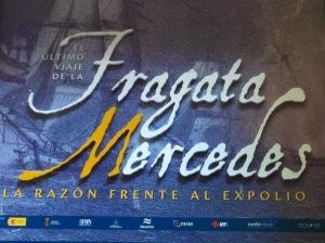 Exposición Último Viaje de la Fragata Mercedes