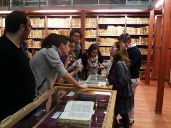 Fondo antiguo de la Universidad de Murcia