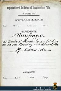 Proyecto Naufragios