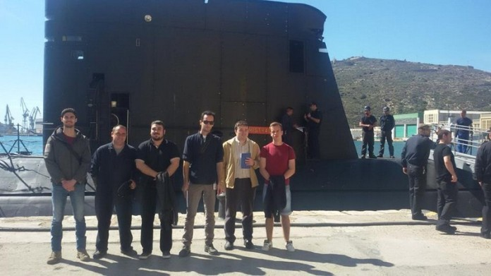 Base de submarino 15-16 3
