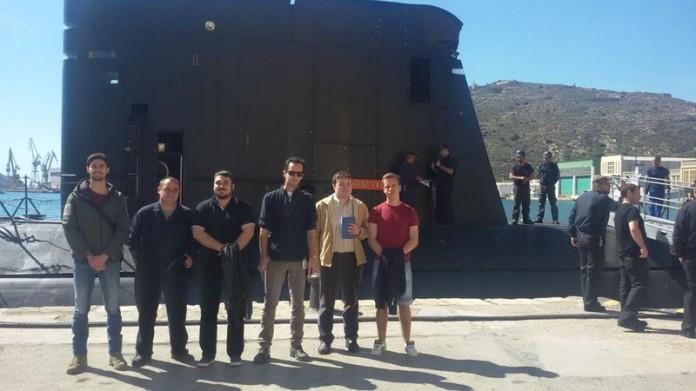 Base de submarino 15-16 3