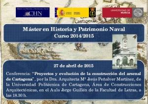 Proyectos y evolución de la construcción del arsenal de Cartagena
